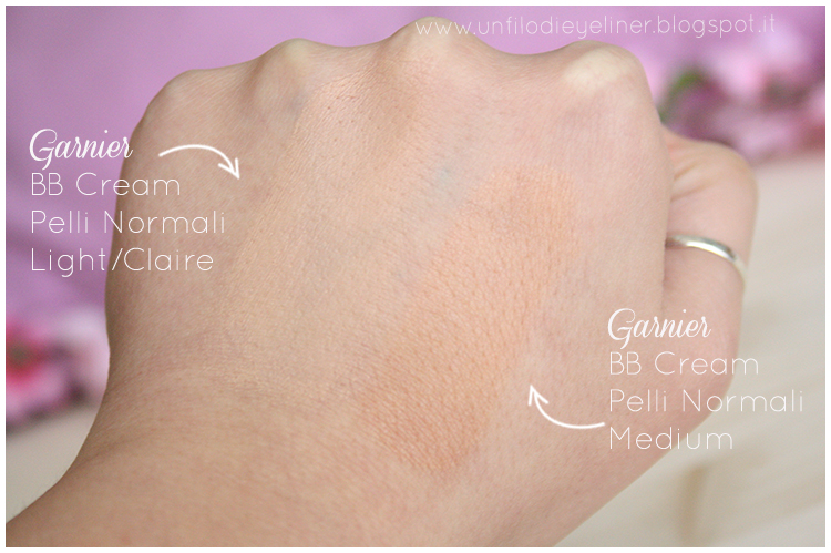 Garnier - BB Cream Miracle Skin - Swatch