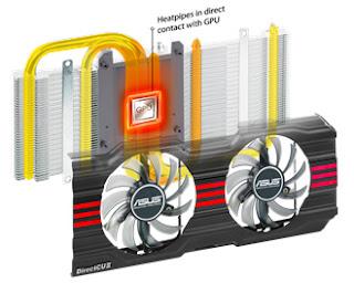 ASUS 2-Slot GTX 680 GeForce® DirectCU II | 4GB GDDR5 screenshot 3