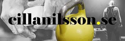 Cilla Nilsson - mot ett starkare jag