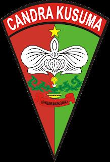 logo Yonif 406 Candra Kusuma