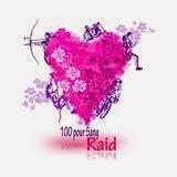 100 pour Sang Raid
