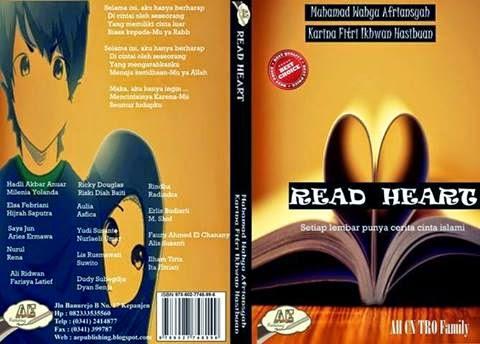 Buku Kumcer Islami : Read Heart