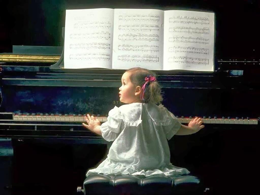 Tocar o piano