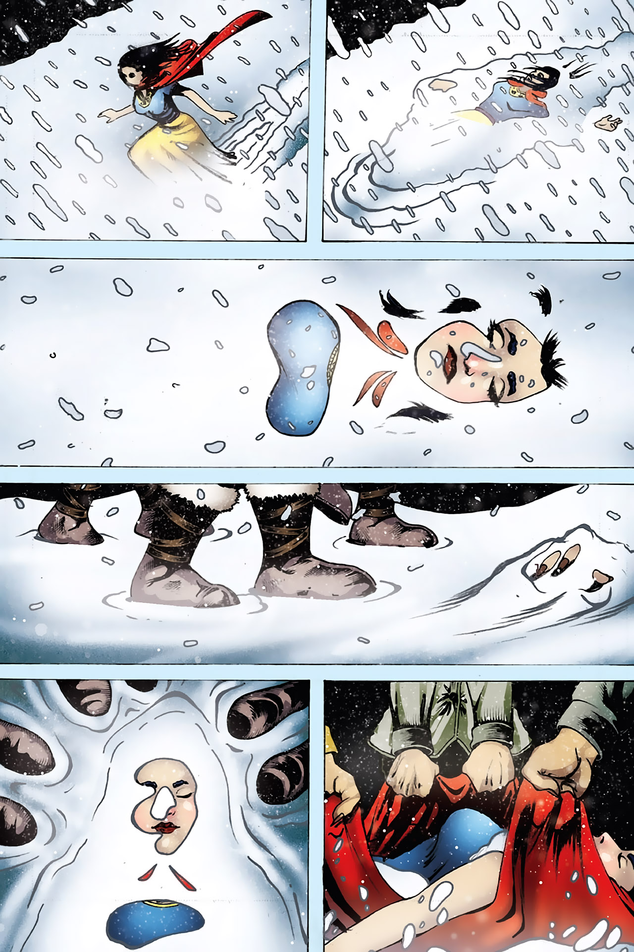 Grimm Fairy Tales (2005) Issue #7 #10 - English 14
