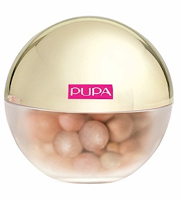 illuminante in perle pupa dot shock