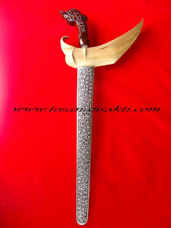 Keris Pamor Sela Karang