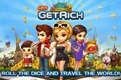 Cara Mudah Mendapatkan Kartu S Class di LINE Let's Get Rich