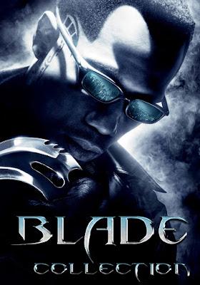 Blade Coleccion DVD R1 NTSC Latino + CD