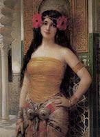 Orientalismo, bellydance