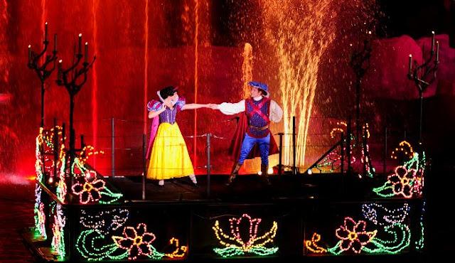 Show Fantasmic Disney Orlando