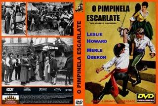 O PIMPINELA ESCARLATE (1934)