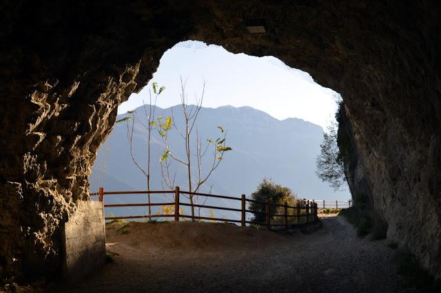 sentiero della Ponale Riva del Garda