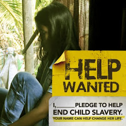 No child should be enslaved.
