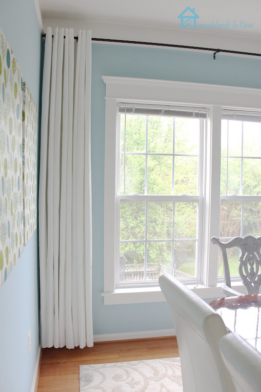 Long Short Window Curtains