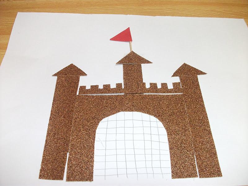 sandcastles preschool preschool crafts for sand paper sand castle craft 486