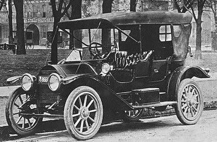 1912 Cadillac Roadster
