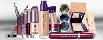 Oriflame The One Makeup Range