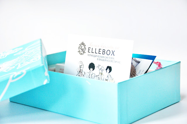Ellebox в апреле