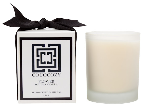 Nbaynadamas Flower Candle and it's box