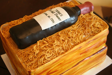 Winery Cake