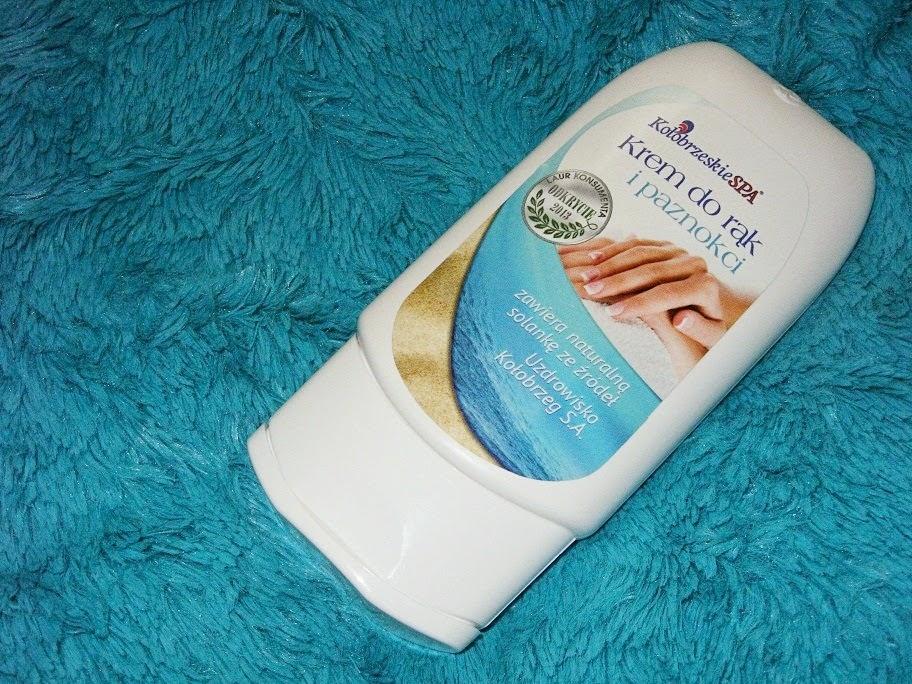 Recenzja: Krem do rąk i paznokci z naturalną solanką, Kołobrzeskie Spa