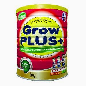 Grow plus đỏ