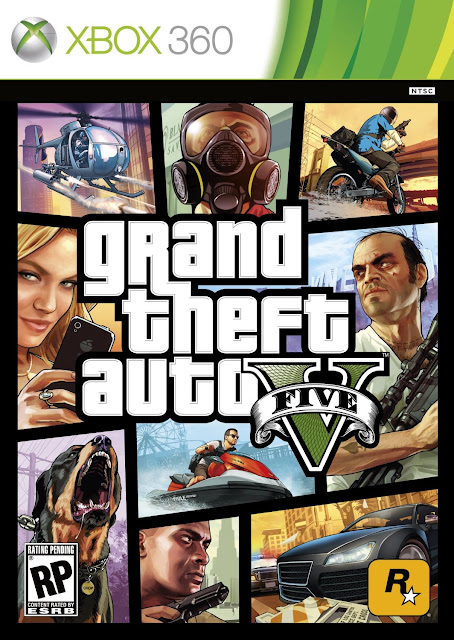 Download – Grand Theft Auto V – Xbox 360 ( 2013 )