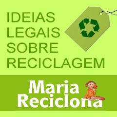 Leve Maria  Reciclona para passear