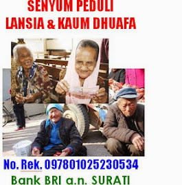 Program Peduli Lansia & Dhuafa