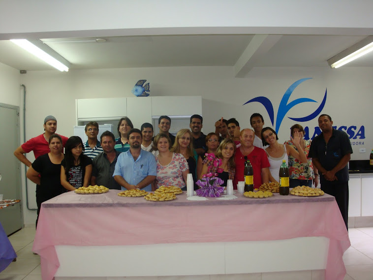 Equipe Vanessa Distribuidora Produtos Alimenticios