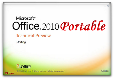 Microsoft Office 2010 Portable