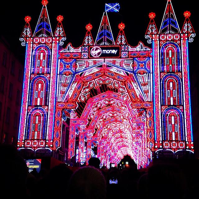 Beauty Box Christmas Trip To Edinburgh