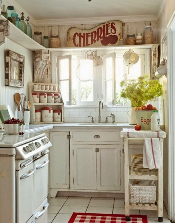 Decotips 5 tips para decorar cocinas peque as virlova - Objetos decoracion cocina ...