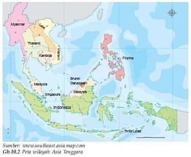 Gambar Peta Asia Tenggara, Browse Info On Gambar Peta Asia
