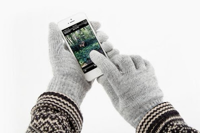 Smart Gloves for You - Ten-Digit Touchscreen Gloves