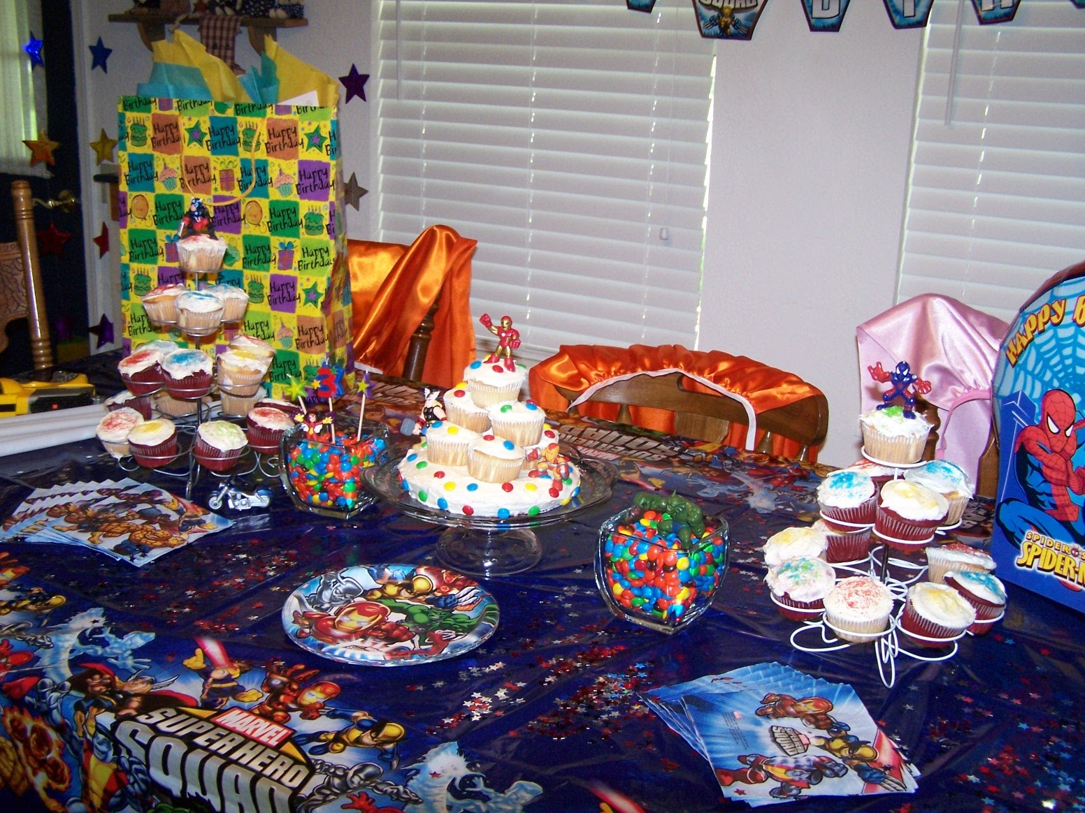 Interior Design Ideas Kids Birthday Party Theme