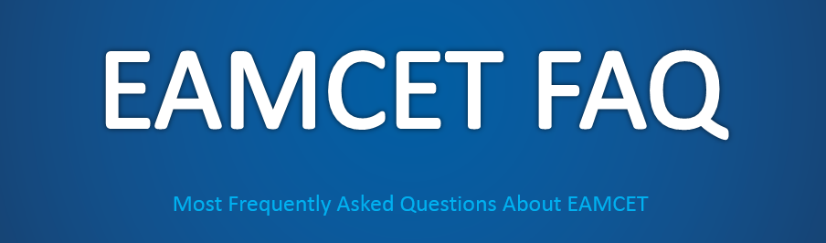 faq about eamcet