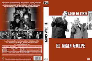 Carátula de: El gran golpe 1964