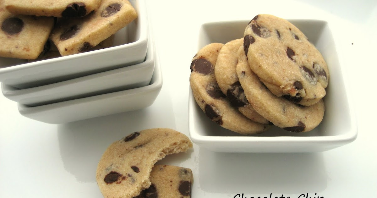 Home Cooking In Montana: Chocolate Chip Shortbread Cookies ...
