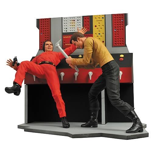 Captain Kirk Action Figure