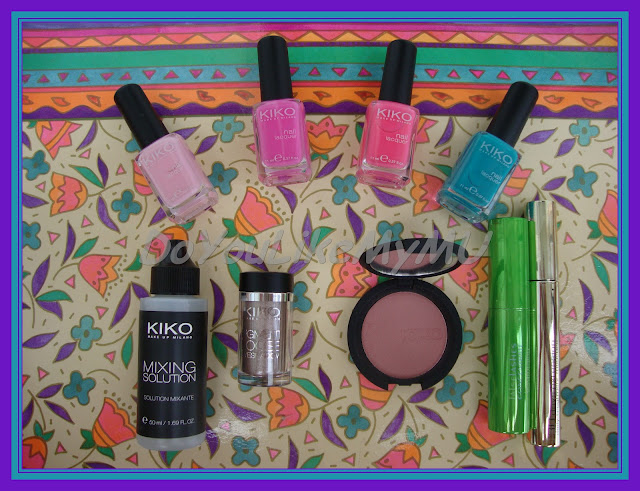 haul kiko make up milano