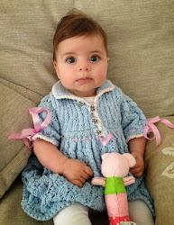 rochita tricotata baby