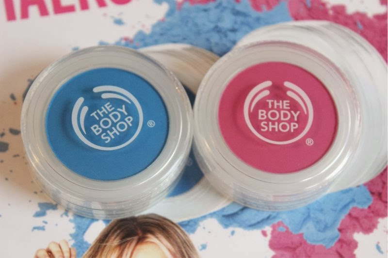 The Body Shop Spring 2014 Hair Chalks