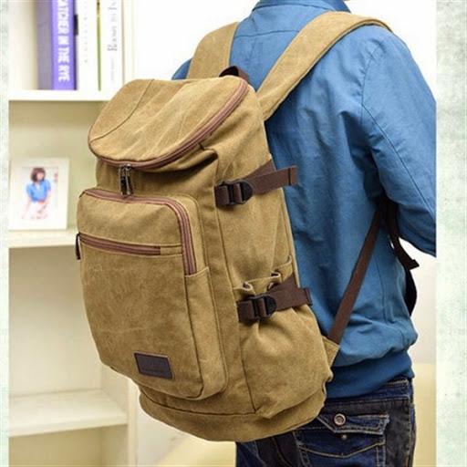 gambar model tas sekolah ala korea terbaru untuk cowok