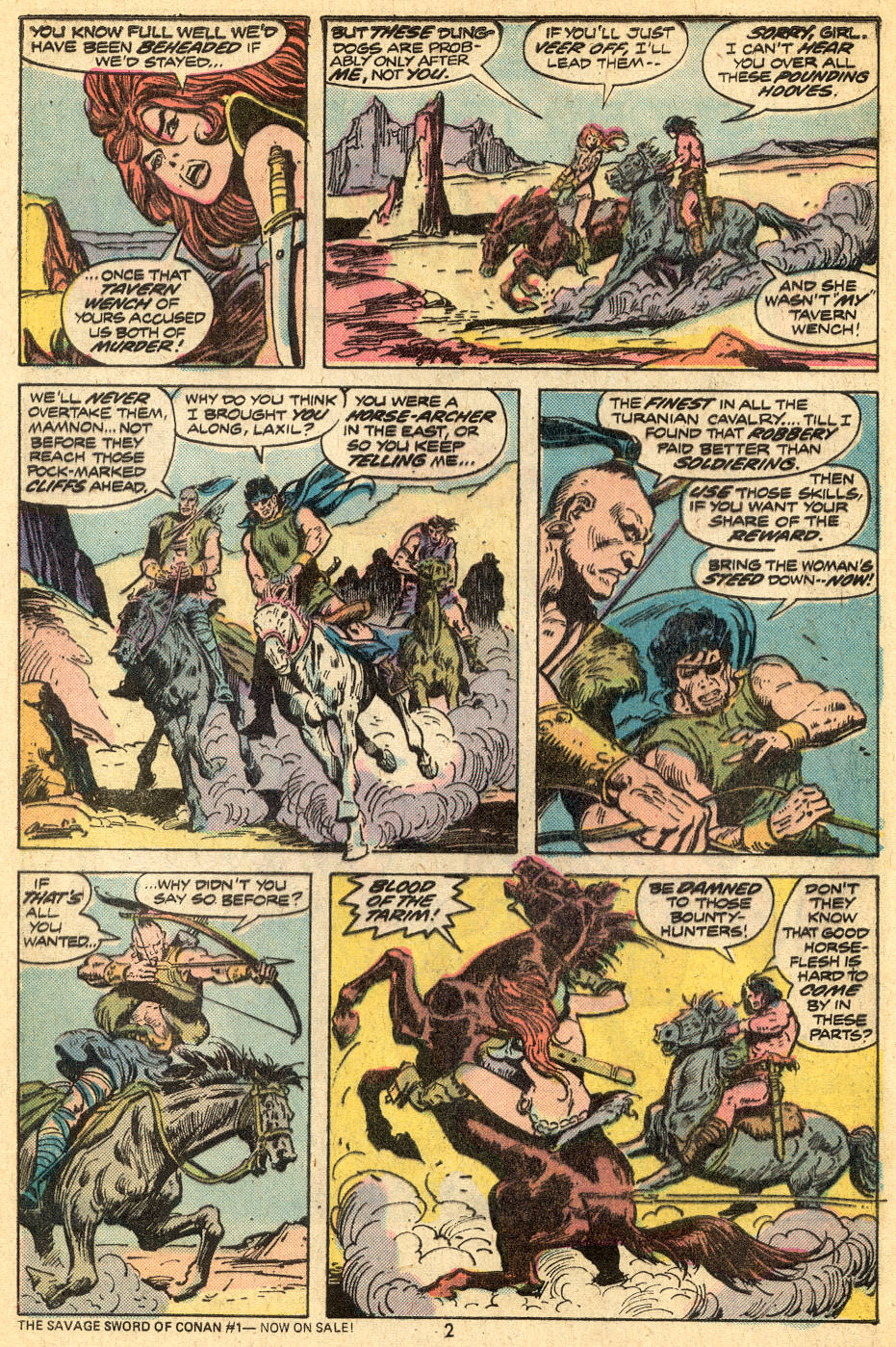Conan the Barbarian (1970) Issue #43 #55 - English 3