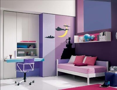 C mo decorar habitaciones baratas y sencillas decoracion for Disenos de cuartos para ninas sencillos