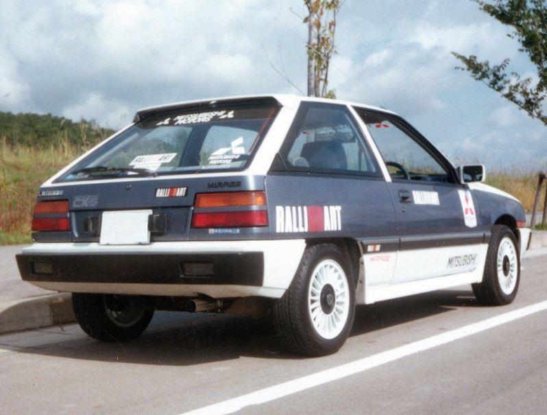 Mitsubishi Mirage C10