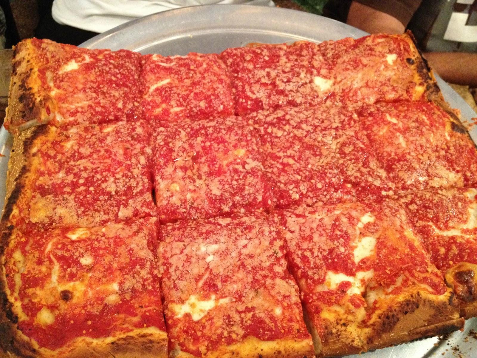 Sicilian Pizza Coney Island