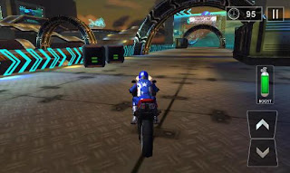 Screenshots of the Crazy bike stunts 3D for Android tablet, phone.