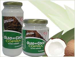 oleo de coco litro